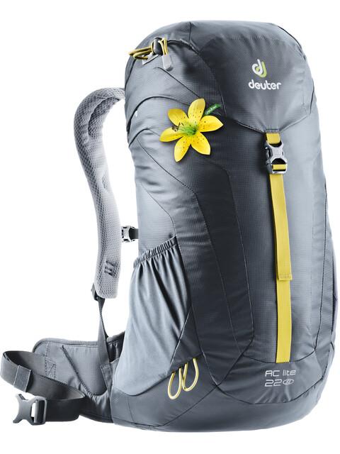 Deuter W's Aircomfort Lite 22 Backpack graphite